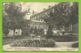 DUFFEF  / Klooster Der Zusters Norbertinen - Hofkant  / / Couvent Des Religieuses Norbertines Cote Jardin(1908) (bl J) - Duffel
