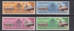 THE GAMBIA : 221-24 MNH **  : Bathurst (1966) - Gambie (1965-...)