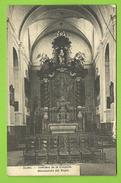 DUFFEF  / Interieur De La Chapelle / Binnenzicht Der Kapel (1909) (bl L) - Duffel