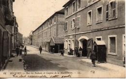 90 BELFORT  Rue Des Enfants Et Caserne De La Manutention - Belfort - Stadt