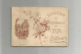 Livret - 42 - Loire Souvenir Du Pelerinage De Notre Dame De Valfleury De 10 Photos , 10x14,5cm - Livres