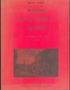 Livre Histoire De La Poste à Jodoigne Des Origines à Nos Jours Par Daniel Goffin, Club Philatélique De Jodoigne, 96 Page - Philatélie Et Histoire Postale