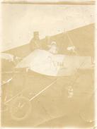 PHOTO ANCIENNE - Souvenir De Votre Passage à PRETY (71) Le 10 Septembre 1916 - AVION - V.844 - Maurice PIOS. - Aviation