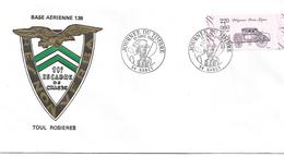 OBLITERATION COMMEMORATIVE FETE DU TIMBRE 1989 à NANCY (MEURTHE ET MOSELLE) - Storia Postale