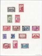 Algérie - Collection Vendue Page Par Page - Timbres Neufs */** / Oblitérés- Qualité B/TB - Used Stamps