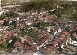 CPSM Dentelée - MALZEVILLE (54) - Vue Aérienne Sur Le Bourg Dans Les Années 60 - Francia