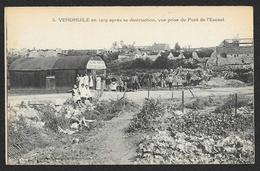 """VENDHUILE Rare 1919 """"Au Bon Marché"""" Lefevre-Leclerq (Dumesnil-Marguin) Aisne (02) - France"""