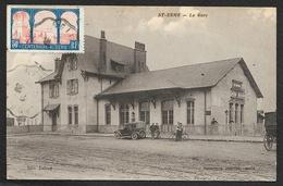 SAINT ERME La Gare (Lelong) Aisne (02) - France