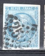 Y & T N° 46B - 1870 Emission De Bordeaux