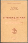 Dr. CARROLL CHASE Et LOUIS LENAIN - La Poste De L'Ancienne France  - LES BUREAUX FRANCAIS A L'ETRANGER Du XVIè Siècle à - Philatélie Et Histoire Postale