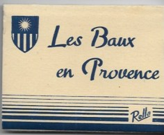 Carnet  Photos Les BAUX En PROVENCE - Orte