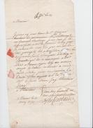 2 Lettres MAI 1721 - NAMUR - Mme WAILLINCOURT - Signature Laffontaine - A Voir - Manuscrits