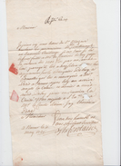 2 Lettres MAI 1721 - NAMUR - Mme WAILLINCOURT - Signature Laffontaine - A Voir - Manoscritti