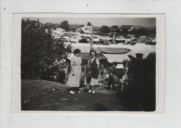 Photo  Beaucroissant Foire WC Septembre 1949 - Lieux