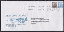 2008/2009 - FRANCE - Cover + Y&T 4227 & 4344 (Marianne De Beaujard) + NICE - 2008-13 Marianne De Beaujard