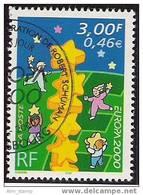 2000 France  Fnkreich  Mi.  3468  Used  Europa - 2000