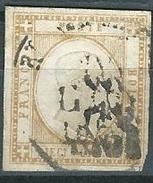 Provincie Napoletane, Sassone 22 Firmato Diena (Sass.600 E) - Napoli