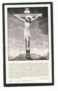 Doodsprentje Anna Christina ACHTEN Echtg. Wilhelmus Massoels Diepenbeek 1843 - 1921 - Devotion Images