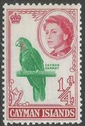 Cayman Islands. 1962-64 QEII. ¼d MH. SG 165 - Cayman Islands