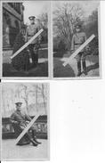 Avril 1919 Coblentz Coblence Us Army Le Général Hunter Liggett Cdt. De La 3è Armée  9 Photos Ww1 - War, Military