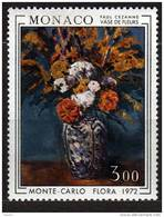 MONACO N° 886 XX  Floralies Internationale à Monte-Carlo TB