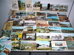 Yvelines Lot De 100 Cartes Postales - France