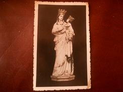 B667 Trapani Madonna Cm8,5x13 Pieghine Angoli - Trapani