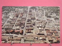 Etats-Unis - New Mexico - Albuquerque - Aerial View Of Downtown - Scans Recto-verso - Albuquerque