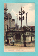 Old/Antique? Postcard Of Le Calvair,Plougastel-Daoulas, Brittany, FranceQ44. - Bretagne