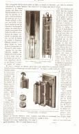 ECLAIRAGE ELECTRIQUE DU THEATRE DE L'ELDORADO à PARIS  1886 - Altri