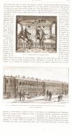 LA SECURITE EN CHEMIN DE FER  1886 - Chemin De Fer