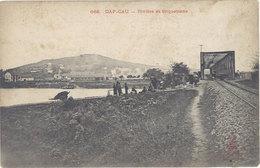 Cpa Vietnam – Dap-Cau – 666 Rivière Et Briquetterie ( Ligne Chemin De Fer ) - Viêt-Nam