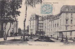 88 - VITTEL - Vittel Palace, Façade-sud - Vittel Contrexeville