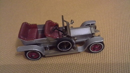 "Matchbox "" Models Of Yesteryear"" Y-10 Rolls-Royce Silver Ghost 1906 - Andere Sammlungen"