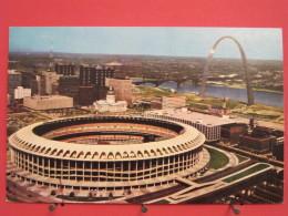 Etats-Unis - Missouri - Saint Louis - Civic Center & Gateway Arch - Excellent état - Scans Recto-verso - St Louis – Missouri