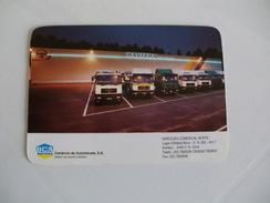 BCA Baviera MAN Grupo Salvador Caetano Portugal Portuguese Pocket Calendar 1993 - Tamaño Pequeño : 1991-00