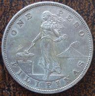 (J) PHILIPPINES: Silver Peso 1903S XF+ (752)   SALE!!!!!!! - Filipinas