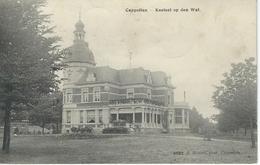CAPPELLEN - KAPELLEN : Kasteel Op Den Wal - Cachet De La Poste 1914 - Kapellen