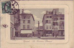 88 Epinal - La Fontaine Pinaud - Epinal