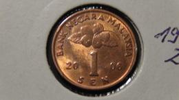 Malaysia - 2006 - 1 Sen - KM 49 - XF - Malaysia