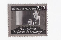 2,20 FRANCS  - 1986 - Marcel PAGNOL - La Femme Du Boulanger -complétez Ou Débuté Votre Serie Artiste - Coins Datés