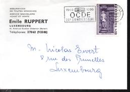 LUXEMBOURG    Lettre OCDE - Organisations