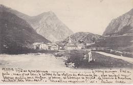 Pralognan Village De L'Eglise  Savoie - Pralognan-la-Vanoise