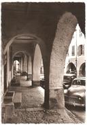 Biot - La Place Aux Arcades - Biot