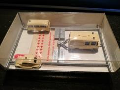 VOLKSWAGEN COCCINELLE KOMBI MERCEDES 1/160 VIKING AMBULANCE - Cars & 4-wheels