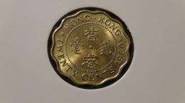 Hongkong - 1980 - 20 Cents - KM 36 - XF - Hongkong