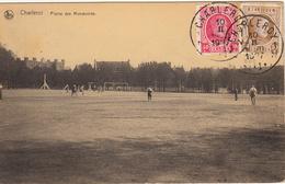 Charleroi -  Plaine Des Manoeuvres - 1927 - Nels Série 6, N°19 - Manoeuvres