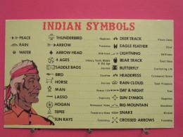 Etats-Unis - Symbols Of The Southwest Indians - Excellent état - Scans Recto-verso - Vereinigte Staaten