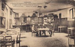 Charleroi - 2e Régiment De Chasseurs à Pied - Caserne Caporal Trésignies - Cantine De La Troupe - 1927 - Manoeuvres