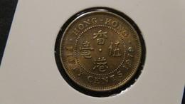 Hongkong - 1979 - 50 Cents - KM 41 - VF - Hongkong